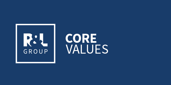 R and L Core Values